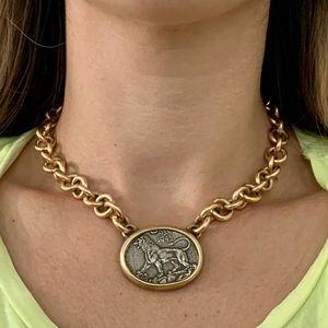 Shereen de Rousseau Chunky Necklace